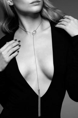 Collier pendentif long