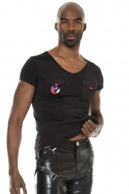 Livio T-shirt lycra