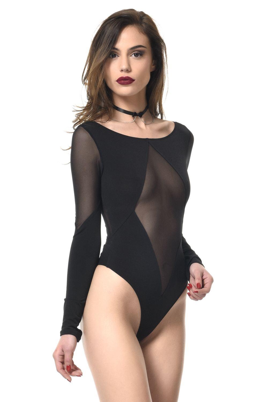 Jelena Body Noir