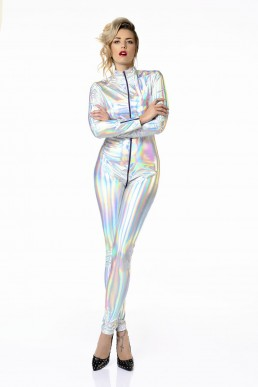 Sweety Catsuit Hologramme