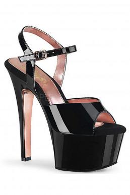 Sandales Aspire-609 doré