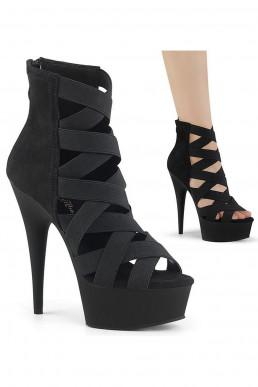 Sandales à brides extensibles