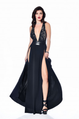 Emeraude Robe