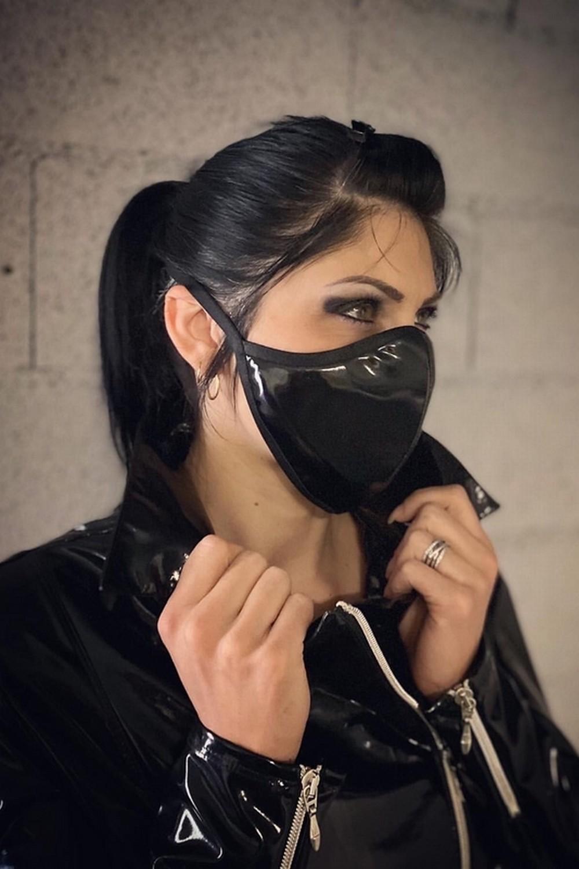 Cat Mask Vinyle