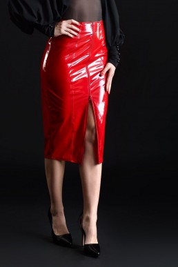 Ornella Jupe rouge