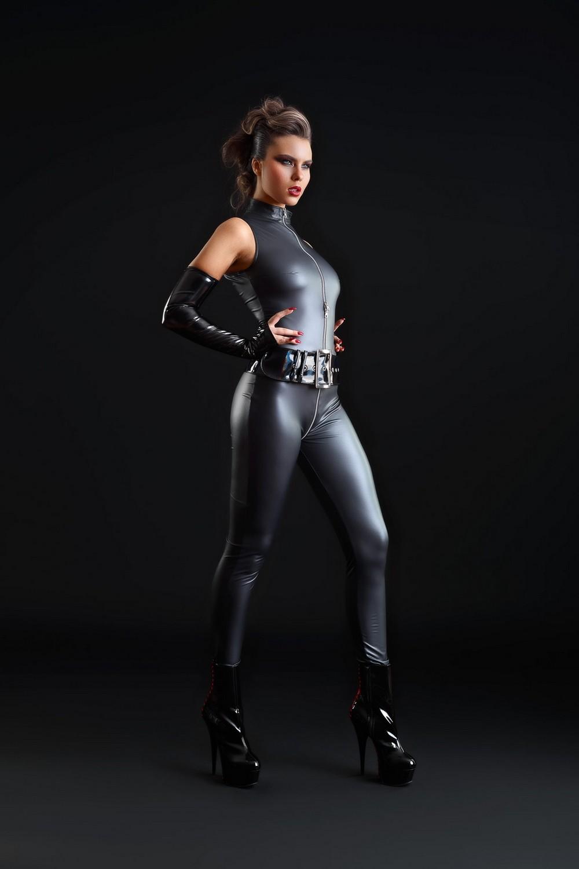 Angelica Combinaison Wetlook